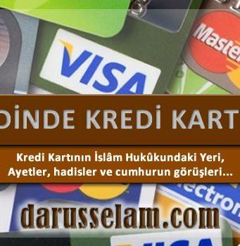 Kredi Kartının İslam Hukukundaki Yeri