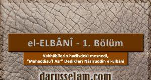 Nasiruddin el-Elbani 1. Bölüm
