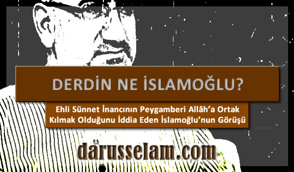 Derdin Ne Mustafa İslamoğlu