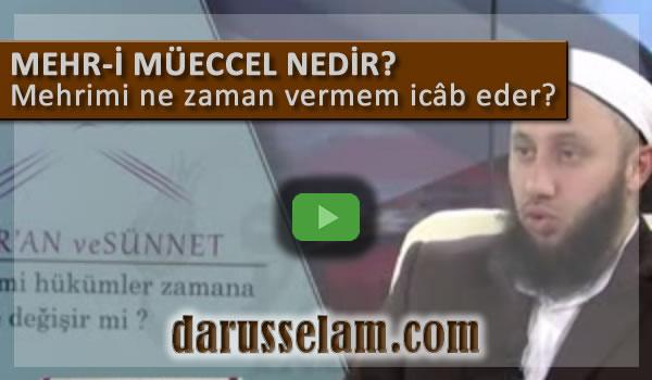 Mehri Müeccel Mehri Müsemma Nedir?