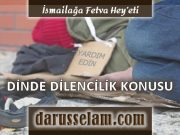 İslamda Dilencilik