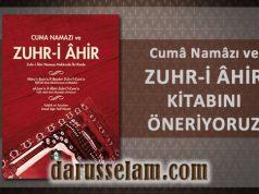 Kitap Tavsiyesi: Zuhr-i Ahir