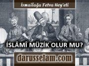 Müzik Şeytanidir İslami Müzik Olmaz