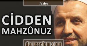 Abdülmetin Balkanlıoğlu Hoca Efendinin Vefâtı