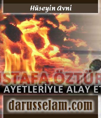 Hüseyin Avni Hoca'dan Mustafa Öztürk'e Reddiye